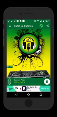 aplicacion para radio