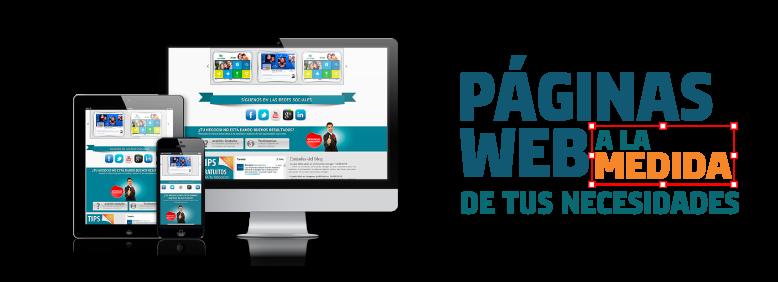 paginas web peru